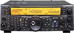 Mods: Kenwood TS-2000 4 kHz eSSB Transmitter Receiver Modification