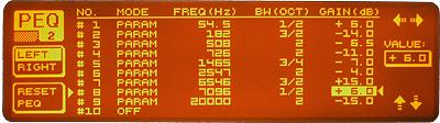 NU9N - Behringer DEQ-2496 Initial Setup for SSB eSSB Hi-fi Audio